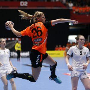 Al Meer Dan 3.500 Kaarten Voor Het Holland Handball Tournament In Eindhoven Verkocht!