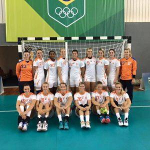 Nederlands Damesteam Verliest Van Brazilië