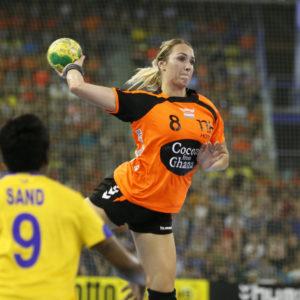 Nederlands Damesteam Klopt Servië Bij Holland Handball Tournament