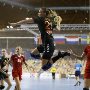 Nederlands Damesteam Klopt Viervoudig Wereldkampioen Rusland