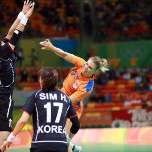 Nederlands Damesteam Speelt Gelijk Tegen Zuid-Korea