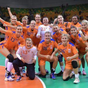 Nederlands Damesteam Na Gelijkspel Dicht Bij Kwartfinale