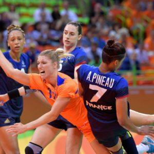 Nederland Verliest Nipt Van Frankrijk (23-24) En Speelt Zaterdag Om De Bronzen Medaille