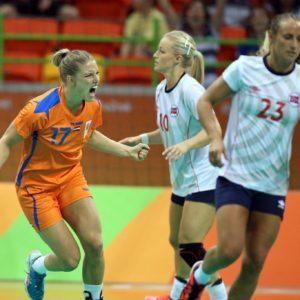 Nederlands Damesteam Eindigt Als Vierde Bij Olympisch Debuut