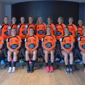 """Nominatie Nederlands Damesteam Voor """"sportploeg Van Het Jaar"""""""