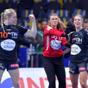 Nederland Start EK-hoofdronde Met Wervelende Handbalshow
