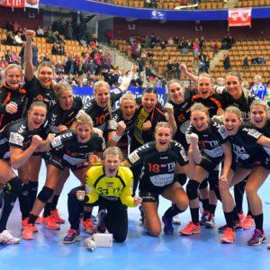 Nederland Na Klinkende Zege Op Polen Naar EK-hoofdronde