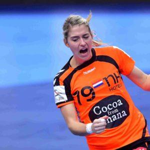 Nederlands Damesteam Na Winst Op Servië Koploper