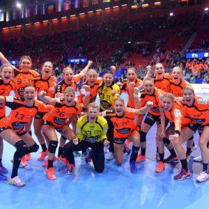 Nederland In De Finale Na Winst Op Denemarken!