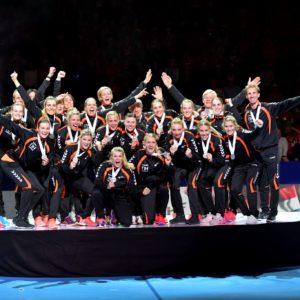 Nederland Wint Zilver Op Het EK!