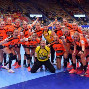 Oranjedames Staan In De Halve Finale EK!