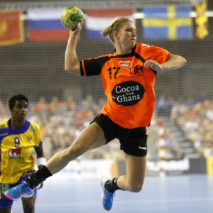 Filmpje Cocoa From Ghana Handball