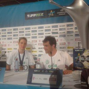 Nycke Groot En Yvette Broch Winnen EHF Champions League