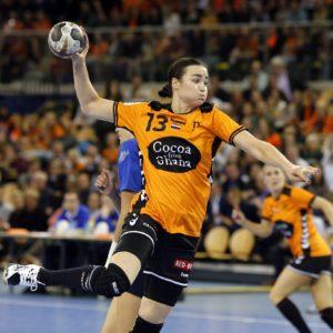 Yvette Broch Heeft Besloten Te Stoppen Met Handballen
