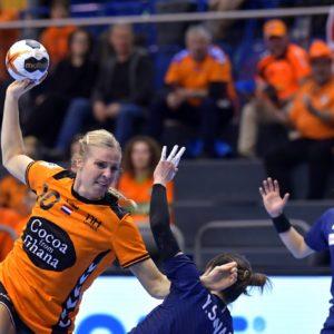 Nederlands Damesteam Na Zwaar Bevochten Zege Naar Kwartfinale WK