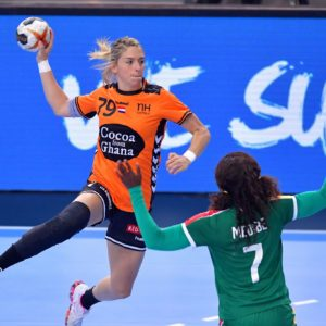 Nederlands Damesteam Eenvoudig Naar Achtste Finale WK