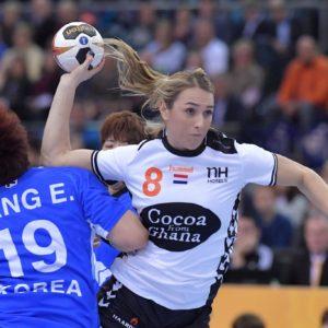 Nederlands Damesteam Start Het WK Met Verlies