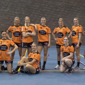 BUKO Shirtsponsor Oranjedames Tijdens WK