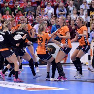 Zwaar Bevochten Overwinning Nederlands Damesteam