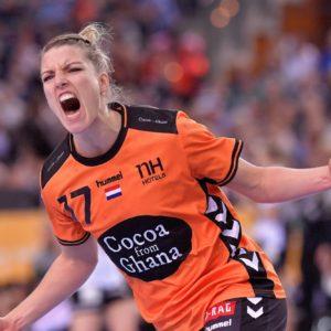 Opnieuw Champions League Voor Nycke Groot En Yvette Broch