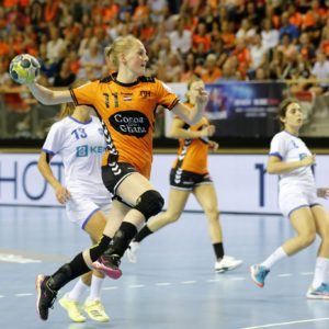 Nederlands Damesteam Sluit EK-kwalificatie Af Met Grote Overwinning