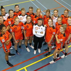 Tien Speelsters Nederlands Damesteam In Definitieve EK-selectie