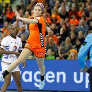 Nederlands Damesteam Klopt Angola Op Weg Naar EK