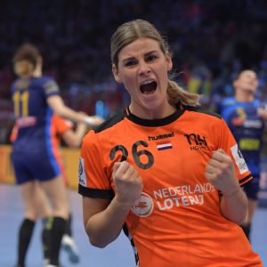 Bronzen Medaille Nederlands Damesteam Na Zege Op Roemenië