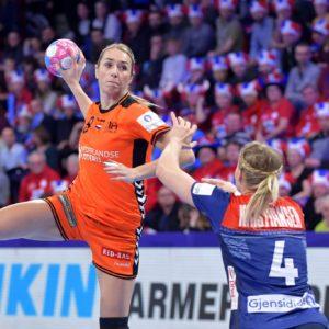 Nederlands Damesteam Na Verlies Nog Steeds Kans Op Halve Finale