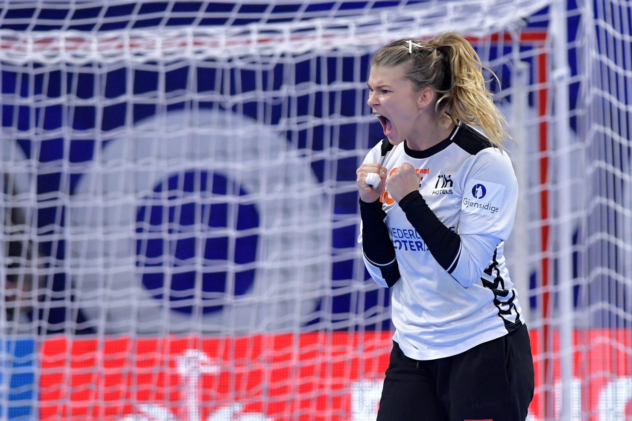 09-12-2018: Handbal: Vrouwen Nederland V Roemenie: Nancy EK Handbal In Frankrijk, Hoofdronde Groep II Nederland - Roemenie