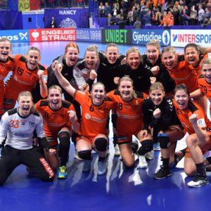 Sensationele EK-zege Nederlands Damesteam Op Roemenië