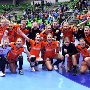 Vive Le Handball – Live Op Youtube Om 12:30 – Angela Malestein En Charris Rozemalen