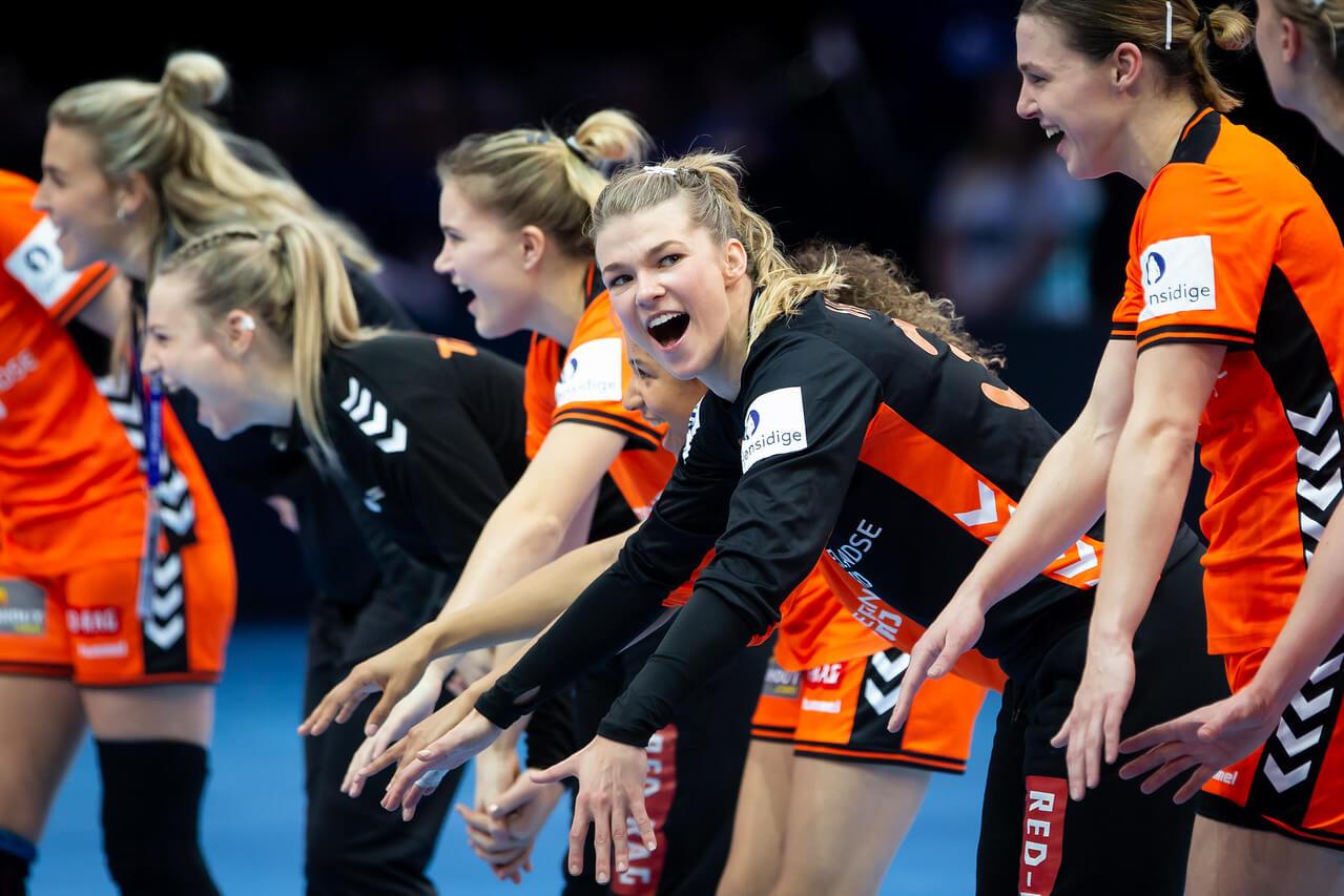 Nederlands Damesteam Op WK Tegen Noorwegen, Slovenië, Servië, Angola En Cuba