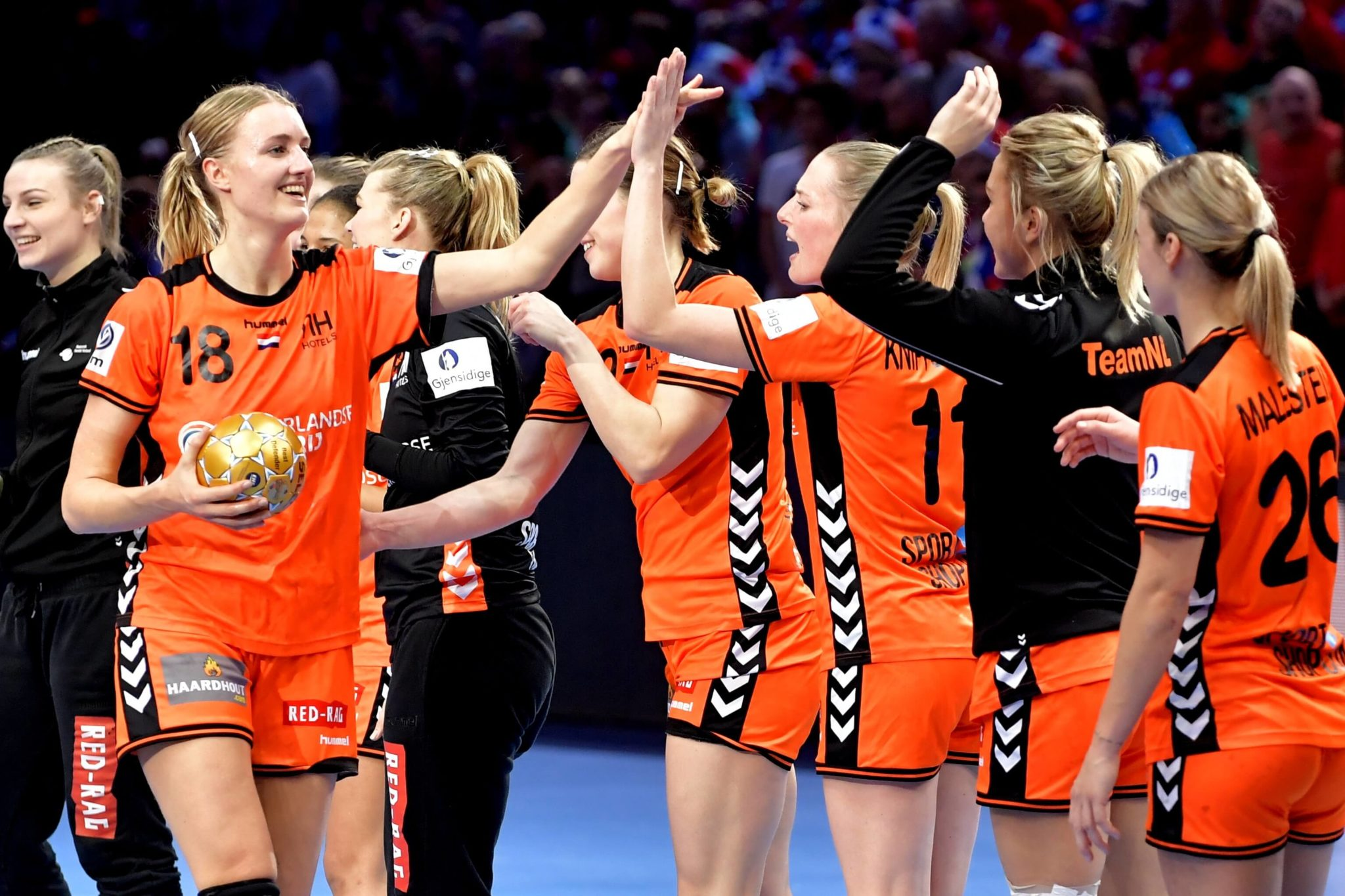 Speelschema Bekend Voor WK Handbal In Japan