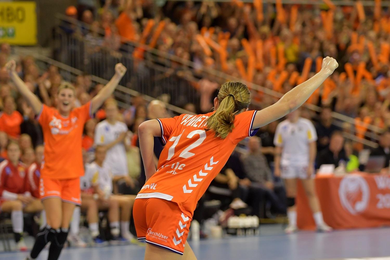 Nederlands Damesteam Wint Ruim Van Griekenland En Ligt Op Schema Voor EK 2020