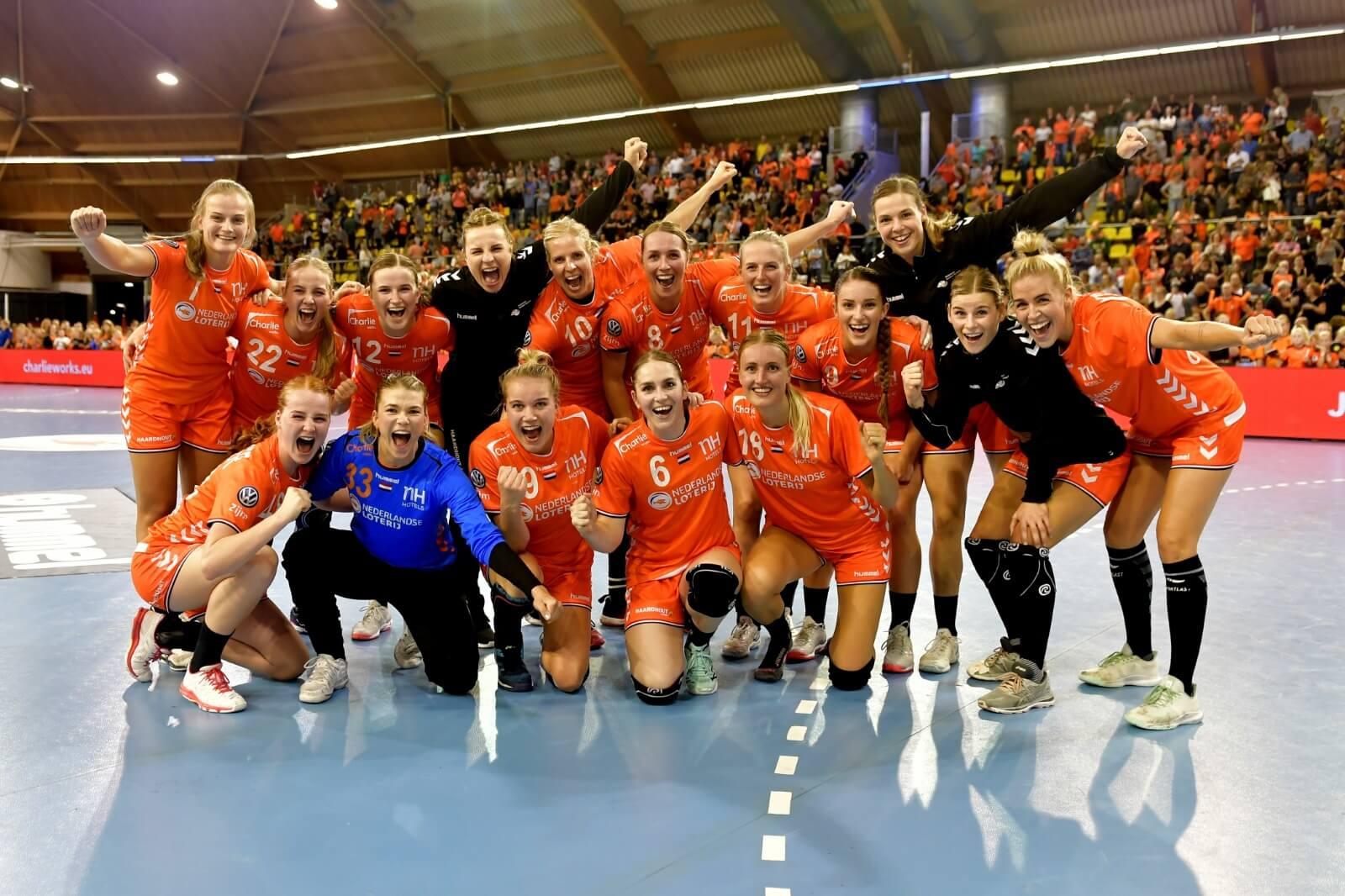 Nederlands Damesteam Start EK-kwalificatie Met Zege Op Oostenrijk