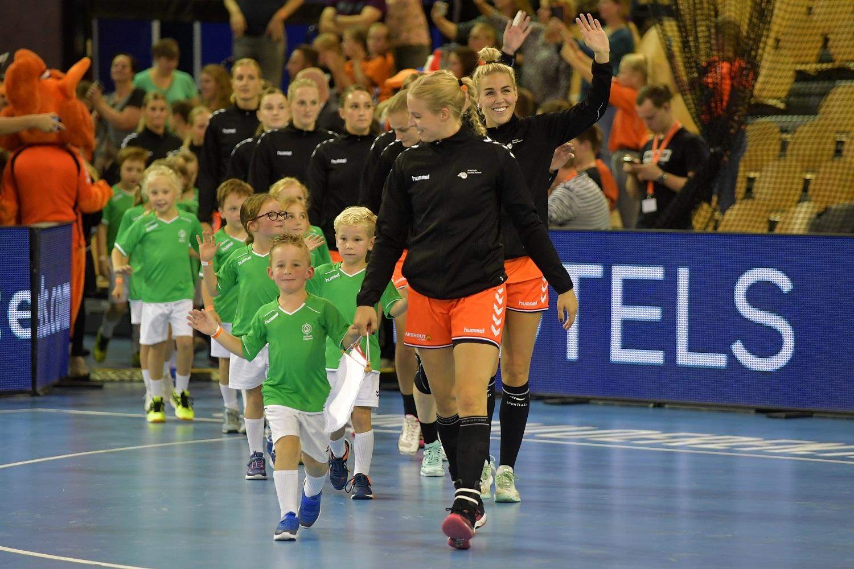 26-09-2019: Handbal: Nederland V Oostenrijk: Eindhoven EK Kwalificatie 2020 Nederland Wint Met 32-24