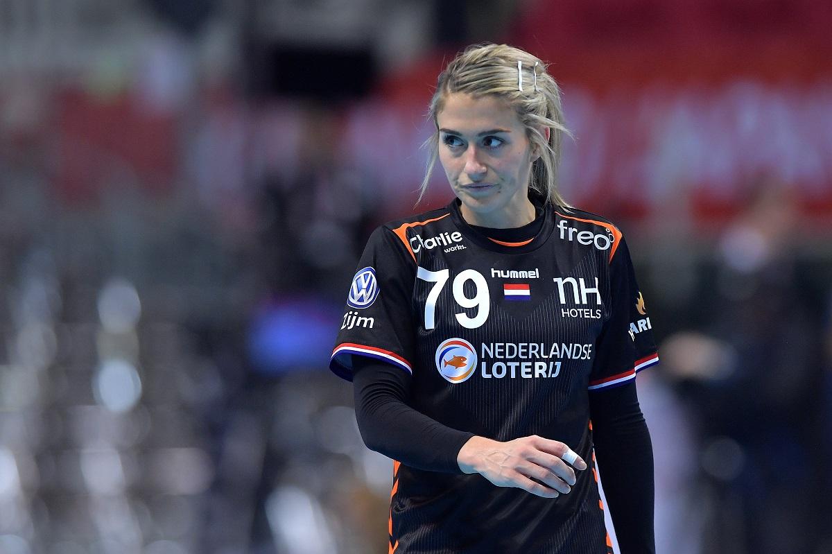 Estavana Polman Mist De Olympische Spelen Door Knieblessure