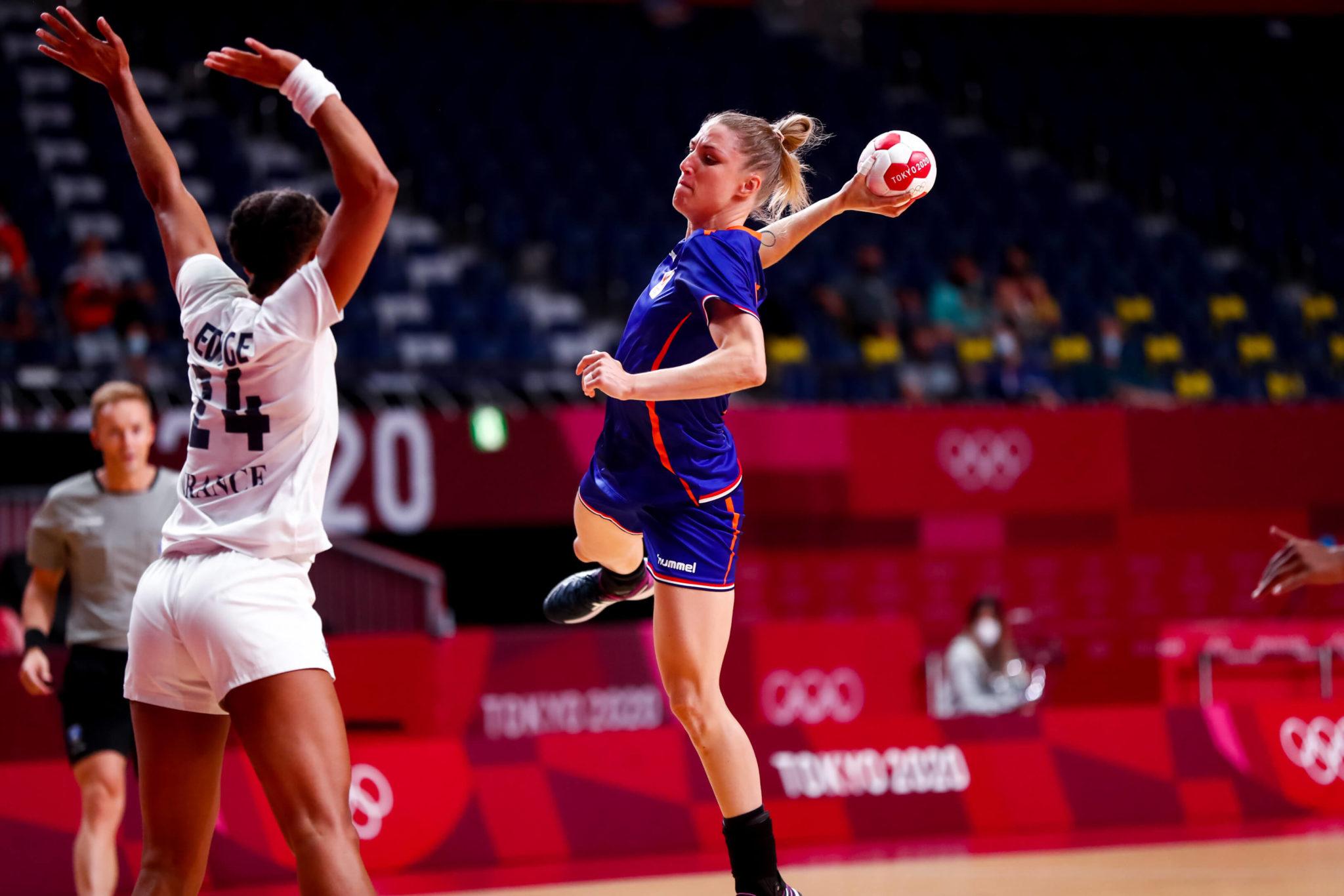 TeamNL Handbaldames Uitgeschakeld In Kwartfinale Olympische Spelen
