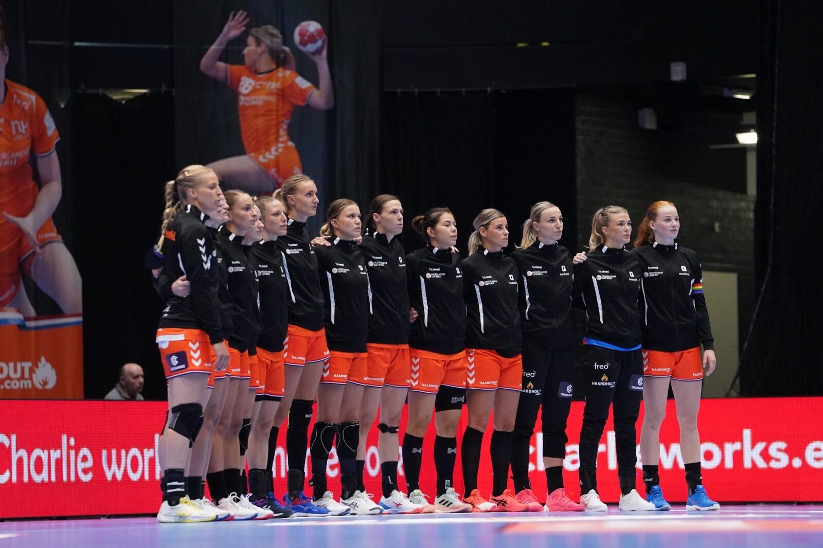 Loting WK 2021 Bekend Voor TeamNL Handbaldames