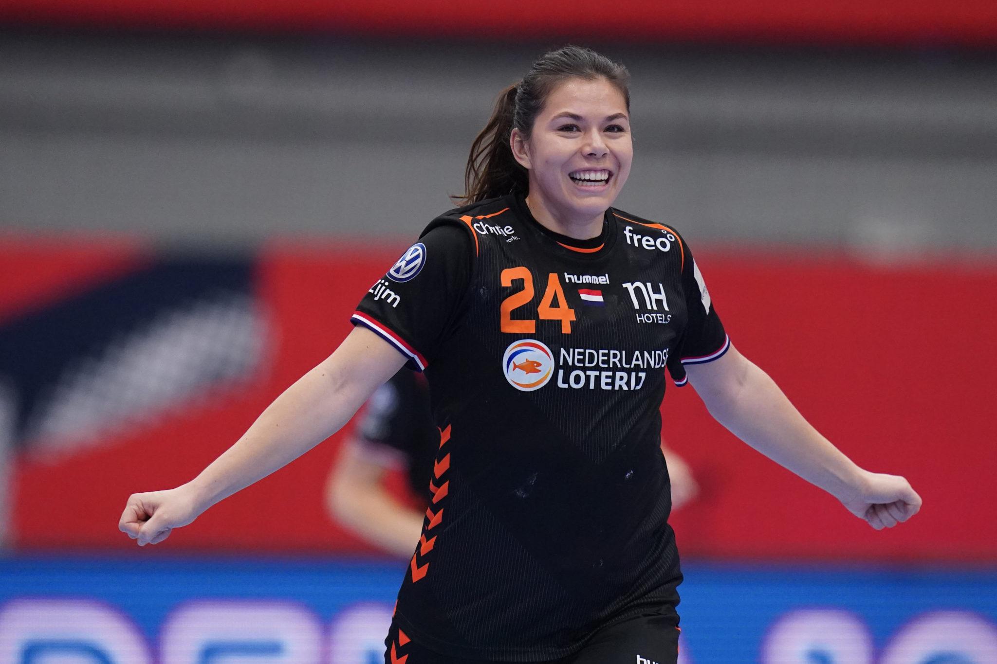 Handbalster Martine Smeets Beëindigt Haar Interlandcarrière